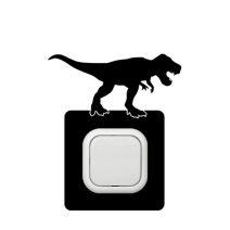 T-Rex kapcsoló védőmatrica