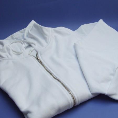 Textil pulover cipzáros