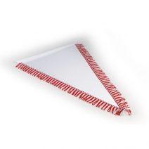 Zászló piros fehér