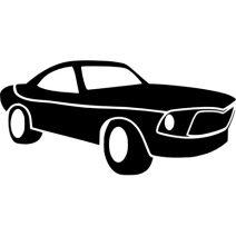 Egyedi autó matrica
