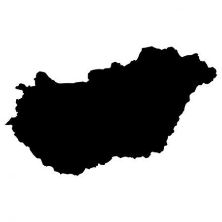 Magyarország autó matrica