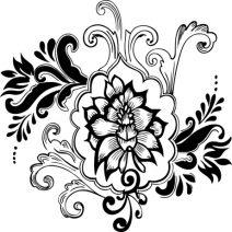 Virágos 10 falmatrica