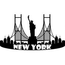 New York falmatrica